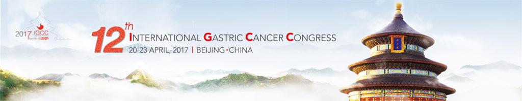 12th International Gastric Cancer Congress (IGCC 2017)